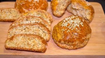 БУЛОЧКИ С СЫРОМ и ЗЕЛЕНЬЮ! Рецепт булочек без дрожжей! Главный ингредиент -ПАХТА