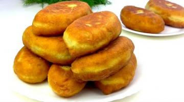 Быстрые Пирожки - Мягкие Как ПУХ Плюс Рецепт Вкуснейшей начинки!