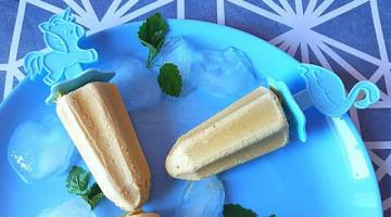 Домашнее Банановое Мороженое на Палочке в Формах Фикспрайс! Со сгущенкой без мороженицы!