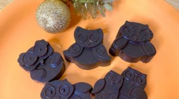 Домашние конфеты из кокосового масла и кэроба.  Полезные рецепты от Татьяны Гладковой.