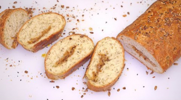 ДОМАШНИЙ ХЛЕБ в Духовке ☆ Вкусный Постный ХЛЕБ дома   Рецепт и выпечка хлеба