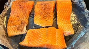Форель на сковороде.  🥘 Что приготовить на ужин ?!! Как пожарить рыбу