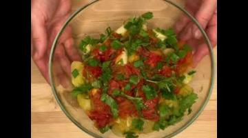 Кабачки с помидорами. Простой рецепт. Новогодний стол. Новый год 2021.