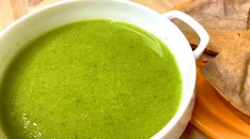 Как приготовить суп-пюре из брокколи. Рецепт лепешки из гречневой муки