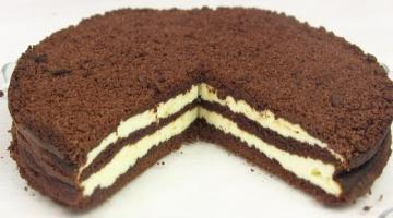 КОРОЛЕВСКИЙ Творожный  Пирог-Торт