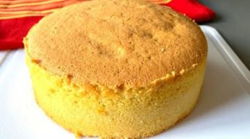 Лимонный бисквит   Лимонный Пирог   Выпечка к чаю на скорую руку !