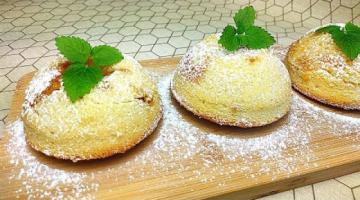 Мини-Шарлотки с Яблоками и Карамелью в Духовке! Простой рецепт десерта