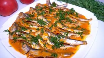 МОЙВА в томатном соусе! Такая ВКУСНАЯ Рыба, что вызывает привыкание!