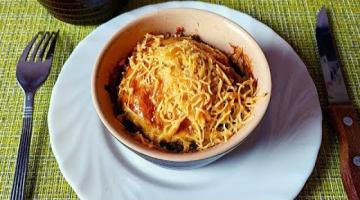 Мясные Кексы с Сыром, рецепт для духовки!