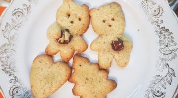 ПЕСОЧНОЕ ПЕЧЕНЬЕ к чаю! Простой рецепт печенья с фундуком | Hazelnut Cookies