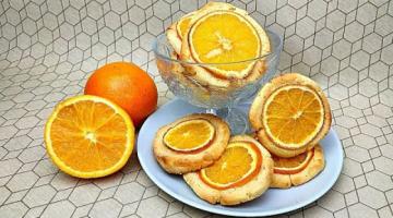 Самое Новогоднее Печенье! Апельсиновое Лакомство! Новый Год 2021!