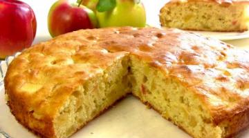 Шарлотка С Новым Вкусом! Простой и Необыкновенный яблочный Пирог