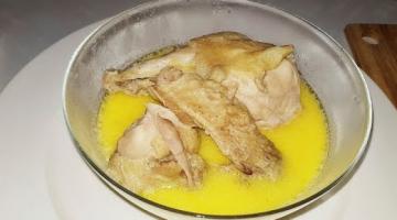 СОЧНАЯ КУРИЦА В СМЕТАННОМ СОУСЕ | Очень хороший рецепт курицы в скороварке