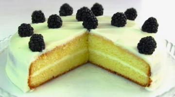 """Торт """"Маша"""" / Простой тортик на скорую руку!"""