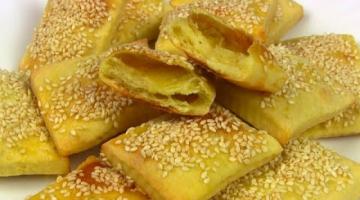 Вкусняшки к чаю-Картофельное печенье