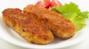 ВКУСНЫЕ картофельные палочки с сыром!