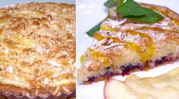 ВКУСНЫЙ Пирог с ПЕРСИКАМИ! Рецепт любимой выпечки ☆ Идеальный ПИРОГ к чаю!