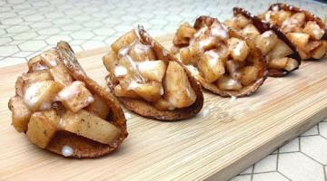 Яблочные Пирожки Такос / Супер Десерт с Яблоками из Мексиканской Лепешки Тортилья